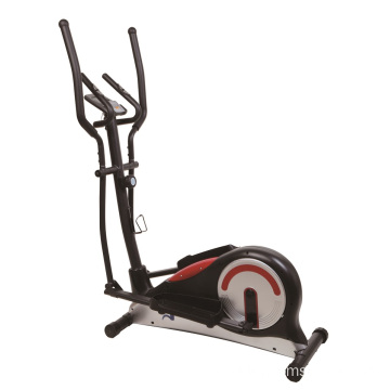 Body Building Home Black Elliptical Cross Trainer